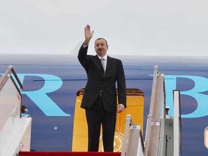 Ильхам Алиев сбежал в Турцию?